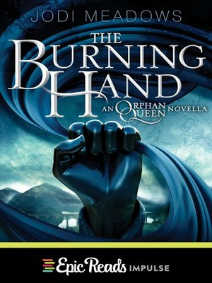 cover image of The Burning Hand
