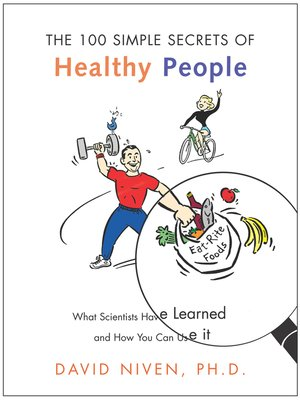 cover image of 100 Simple Secrets of Healthy People