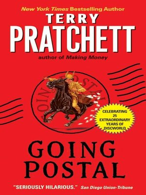 cover image of Going Postal