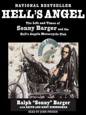 cover image of Hell's Angel