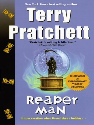 cover image of Reaper Man