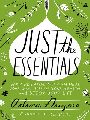 cover image of Just the Essentials
