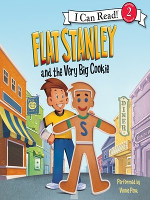 cover image of Flat Stanley and the Very Big Cookie