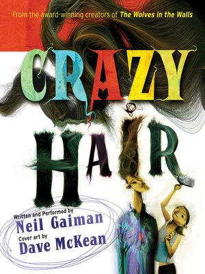 cover image of Crazy Hair