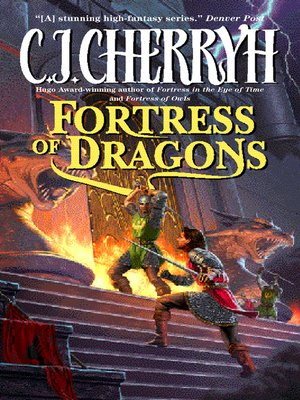 cover image of Fortress of Dragons