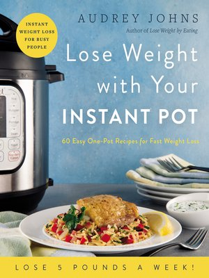 cover image of Lose Weight with Your Instant Pot