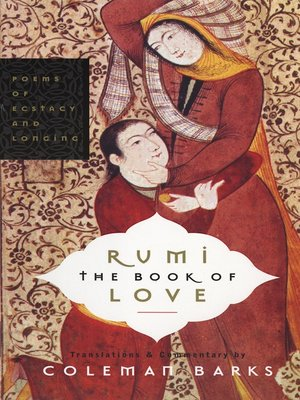 cover image of Rumi: The Book of Love