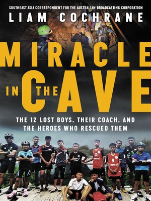 cover image of Miracle in the Cave
