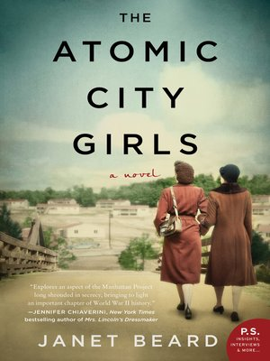 cover image of The Atomic City Girls