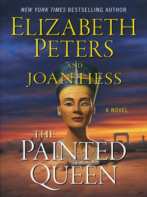 cover image of The Painted Queen