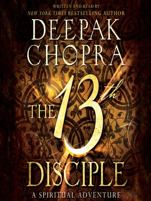 cover image of The 13th Disciple