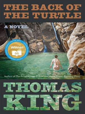 cover image of The Back of the Turtle