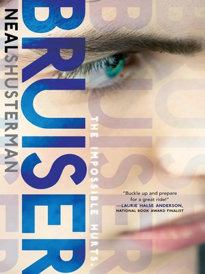cover image of Bruiser