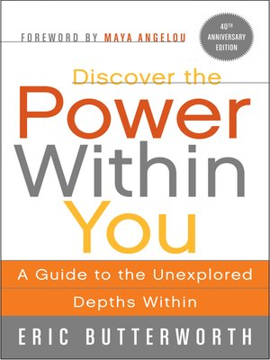 cover image of Discover the Power Within You