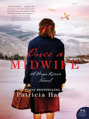 cover image of Once a Midwife