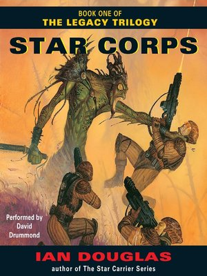 cover image of Star Corps