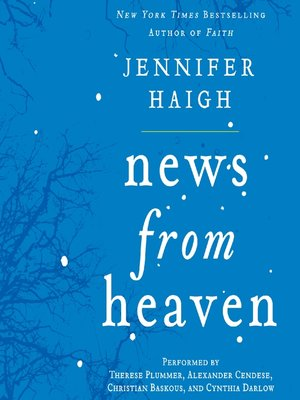 cover image of News from Heaven