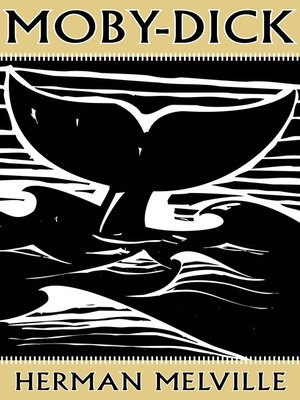 cover image of Moby-Dick