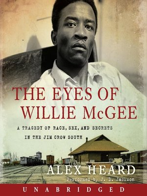 cover image of The Eyes of Willie McGee