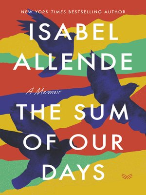 cover image of The Sum of Our Days