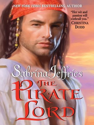cover image of The Pirate Lord
