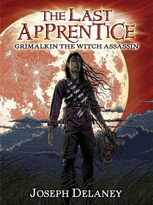 cover image of Grimalkin, the Witch Assassin