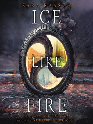 cover image of Ice Like Fire