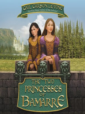 cover image of The Two Princesses of Bamarre