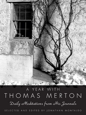 cover image of A Year with Thomas Merton