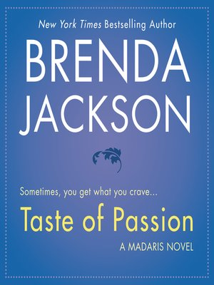 cover image of Taste of Passion