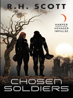 cover image of Chosen Soldiers