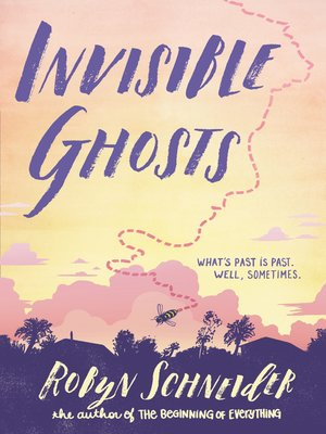 cover image of Invisible Ghosts