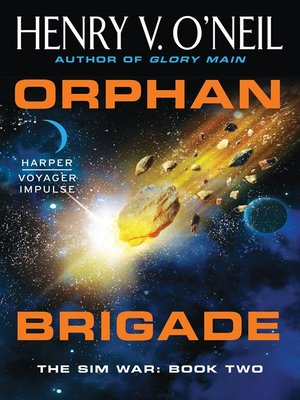 cover image of Orphan Brigade