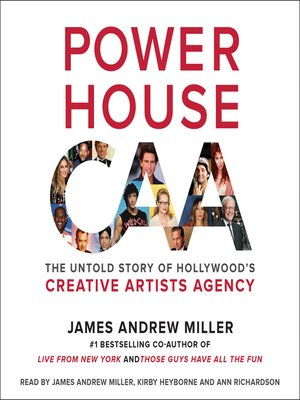 cover image of Powerhouse