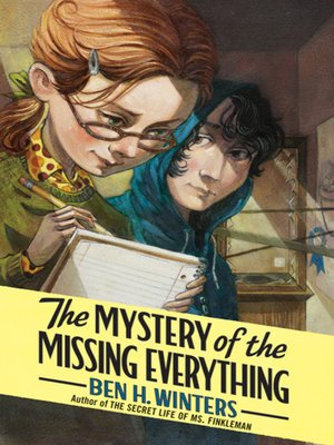 cover image of The Mystery of the Missing Everything