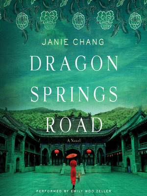 cover image of Dragon Springs Road