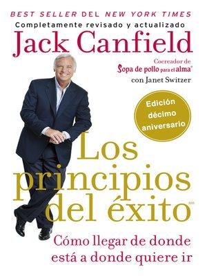 cover image of principios del exito