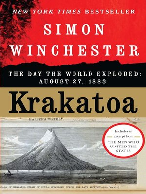 cover image of Krakatoa