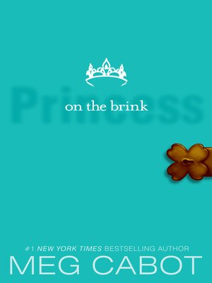 cover image of Princess on the Brink