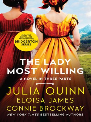 cover image of The Lady Most Willing...