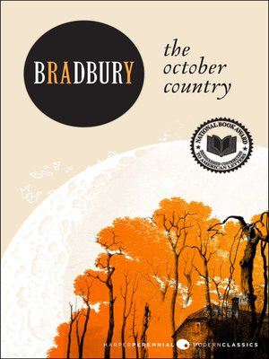cover image of The October Country
