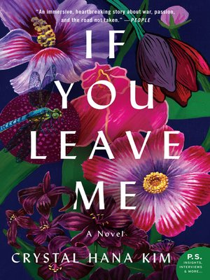 cover image of If You Leave Me