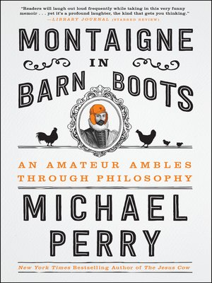 cover image of Montaigne in Barn Boots