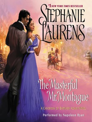 cover image of The Masterful Mr. Montague