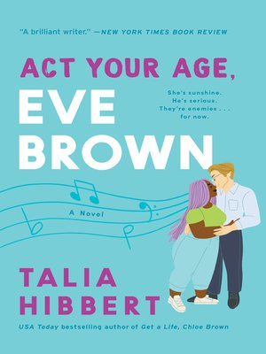 cover image of Act Your Age, Eve Brown