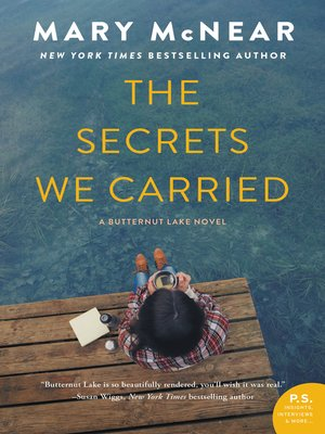 cover image of The Secrets We Carried