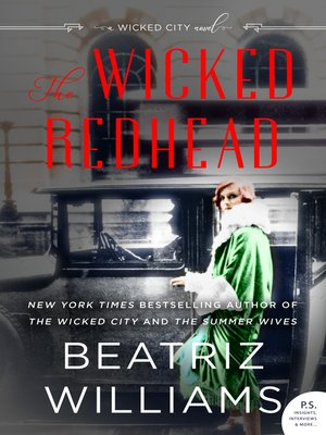 cover image of The Wicked Redhead