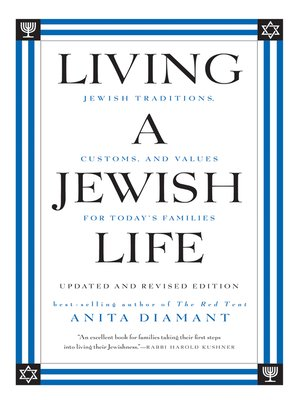 cover image of Living a Jewish Life, Updated and Revised Edition