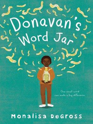 cover image of Donavan's Word Jar