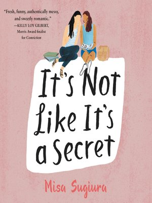 cover image of It's Not Like It's a Secret